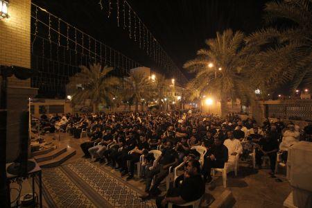ياسين الجمري - التغطية المصورة لمجلس ليلة 21 من شهر رمضان – 1440 هـ 3