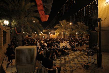 ياسين الجمري - التغطية المصورة لمجلس ليلة 21 من شهر رمضان – 1440 هـ 7