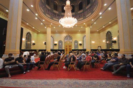 ياسين الجمري - التغطية المصورة لمجلس ليلة 22 من شهر رمضان – 1440 هـ 2