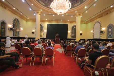 ياسين الجمري - التغطية المصورة لمجلس ليلة 22 من شهر رمضان – 1440 هـ 4