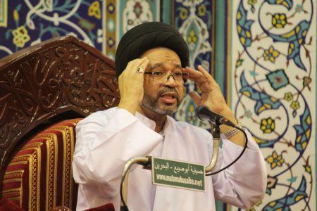 ياسين الجمري - التغطية المصورة لمجلس ليلة 25 من شهر رمضان – 1440 هـ 3