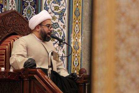 ياسين الجمري - التغطية المصورة لمحاضرة ليلة 26 رمضان 1442 هـ 7