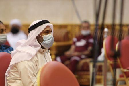 ياسين الجمري - التغطية المصورة لمحاضرة ليلة 28 رمضان 1442 هـ 10