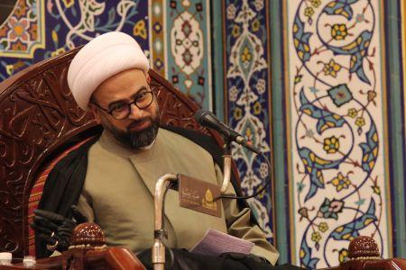 ياسين الجمري - التغطية المصورة لمحاضرة ليلة 28 رمضان 1442 هـ 1