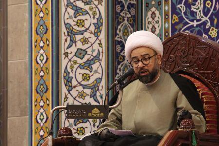 ياسين الجمري - التغطية المصورة لمحاضرة ليلة 28 رمضان 1442 هـ 4