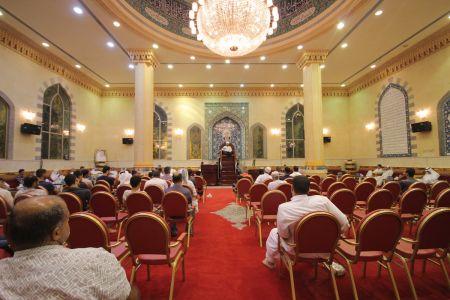 ياسين الجمري - التغطية المصورة لمجلس ليلة 29 من شهر رمضان – 1440 هـ 11