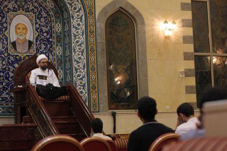 ياسين الجمري - التغطية المصورة لمحاضرة ليلة 29 رمضان 1442 هـ 1