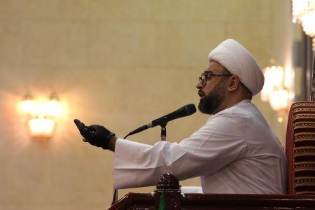 ياسين الجمري - التغطية المصورة لمحاضرة ليلة 29 رمضان 1442 هـ 17