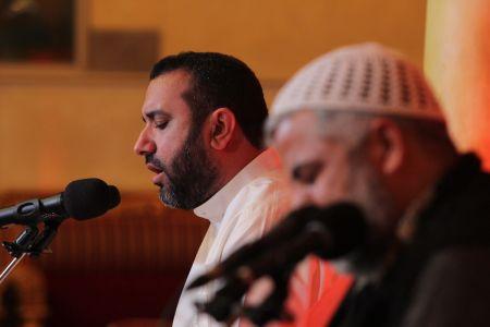 علي حمادي و الملا صالح الشيخ - التغطية المصورة لإحياء ليلة 29 رمضان 1442 هـ 17