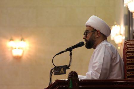 ياسين الجمري - التغطية المصورة لمحاضرة ليلة 29 رمضان 1442 هـ 18