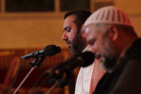 علي حمادي و الملا صالح الشيخ - التغطية المصورة لإحياء ليلة 29 رمضان 1442 هـ 19