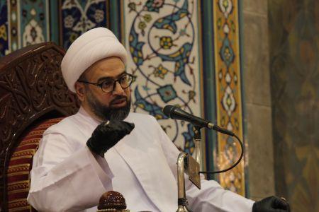 ياسين الجمري - التغطية المصورة لمحاضرة ليلة 29 رمضان 1442 هـ 4