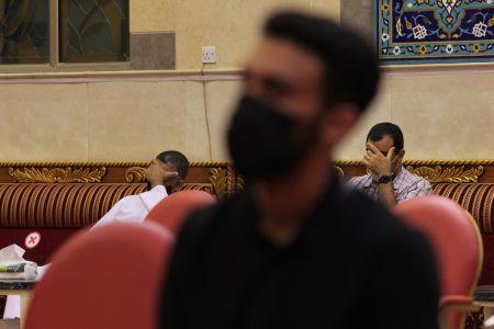 ياسين الجمري - التغطية المصورة لمحاضرة ليلة 29 رمضان 1442 هـ 6
