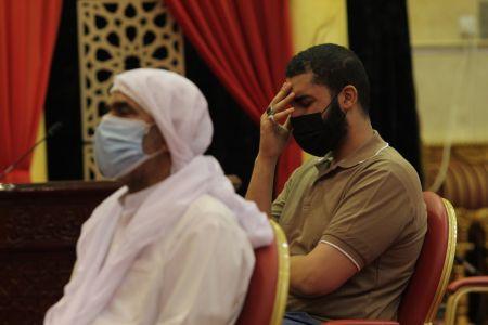 ياسين الجمري - التغطية المصورة لمحاضرة ليلة 29 رمضان 1442 هـ 8
