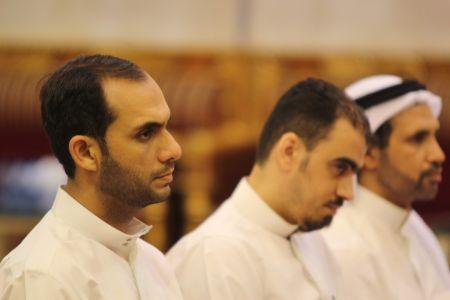 الاستاذ عبدالحسين سلمان - التغطية المصورة للختمة القرانية ليلة 30 من شهر رمضان – 1440 هـ 21