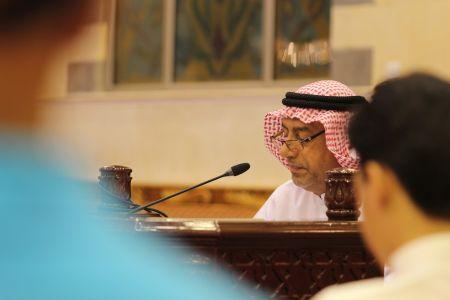الاستاذ عبدالحسين سلمان - التغطية المصورة للختمة القرانية ليلة 30 من شهر رمضان – 1440 هـ 27