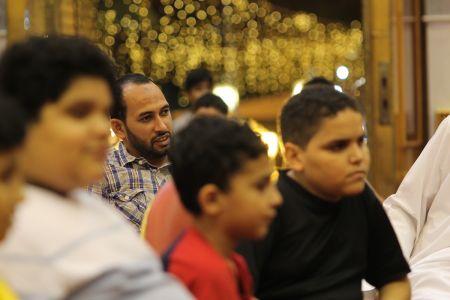 الاستاذ عبدالحسين سلمان - التغطية المصورة للختمة القرانية ليلة 30 من شهر رمضان – 1440 هـ 28