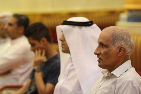 الاستاذ عبدالحسين سلمان - التغطية المصورة للختمة القرانية ليلة 30 من شهر رمضان – 1440 هـ 37