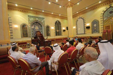 الاستاذ عبدالحسين سلمان - التغطية المصورة للختمة القرانية ليلة 30 من شهر رمضان – 1440 هـ 6