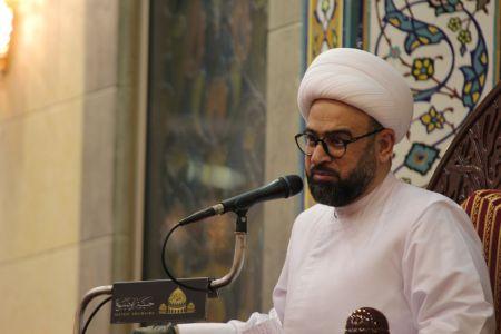 ياسين الجمري - التغطية المصورة لمحاضرة ليلة 30 رمضان 1442 هـ 10