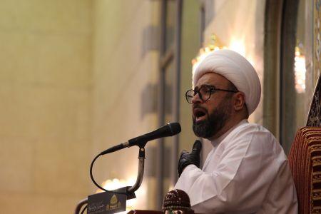 ياسين الجمري - التغطية المصورة لمحاضرة ليلة 30 رمضان 1442 هـ 16