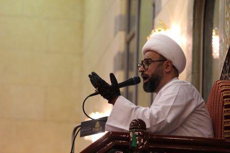 ياسين الجمري - التغطية المصورة لمحاضرة ليلة 30 رمضان 1442 هـ 17