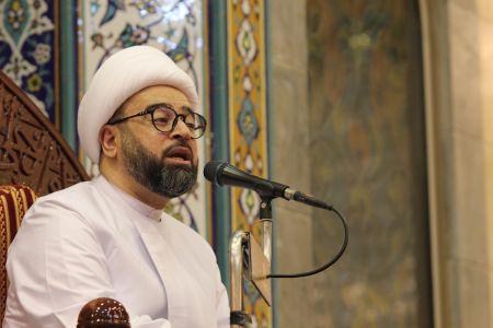 ياسين الجمري - التغطية المصورة لمحاضرة ليلة 30 رمضان 1442 هـ 2