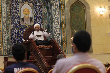 ياسين الجمري - التغطية المصورة لمحاضرة ليلة 30 رمضان 1442 هـ 5