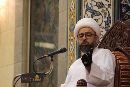 ياسين الجمري - التغطية المصورة لمحاضرة ليلة 30 رمضان 1442 هـ 7