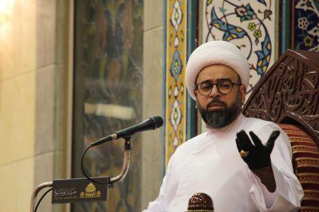 ياسين الجمري - التغطية المصورة لمحاضرة ليلة 30 رمضان 1442 هـ 8