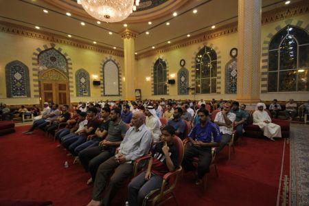 علي الجفيري - التغطية المصورة لمجلس ليلة 6 من شهر رمضان – 1440 هـ 1
