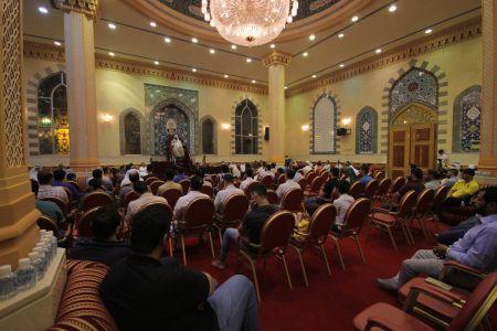 علي الجفيري - التغطية المصورة لمجلس ليلة 6 من شهر رمضان – 1440 هـ 2