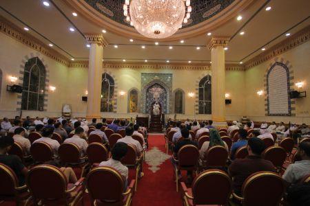 علي الجفيري - التغطية المصورة لمجلس ليلة 6 من شهر رمضان – 1440 هـ 3