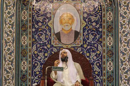 علي الجفيري - التغطية المصورة لمجلس ليلة 8 من شهر رمضان – 1440 هـ 11