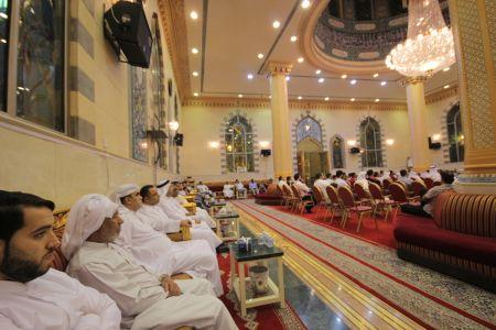 علي الجفيري - التغطية المصورة لمجلس ليلة 8 من شهر رمضان – 1440 هـ 4