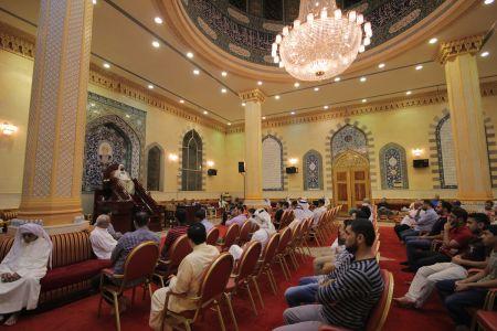 علي الجفيري - التغطية المصورة لمجلس ليلة 8 من شهر رمضان – 1440 هـ 5