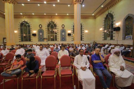 علي الجفيري - التغطية المصورة لمجلس ليلة 9 من شهر رمضان – 1440 هـ 2