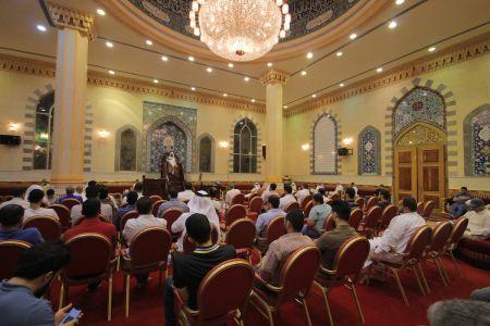 علي الجفيري - التغطية المصورة لمجلس ليلة 9 من شهر رمضان – 1440 هـ 4