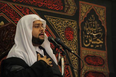 المصورة لمجلس ذكرى استشهاد الامام زين العابدين عليه السلام ظهرا 1439 - الشيخ علي البيابي (12)