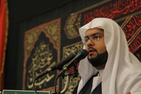 المصورة لمجلس ذكرى استشهاد الامام زين العابدين عليه السلام ظهرا 1439 - الشيخ علي البيابي (1)