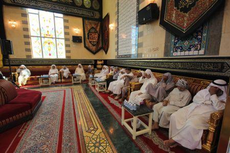 المصورة لمجلس ذكرى استشهاد الامام زين العابدين عليه السلام ظهرا 1439 - الشيخ علي البيابي (24)
