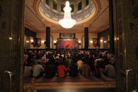 المصورة لفعالية ناعية الحسين 6 - محرم – 1441 هـ 19