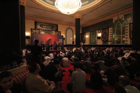 المصورة لفعالية ناعية الحسين 6 - محرم – 1441 هـ 20