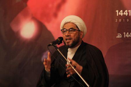 المصورة لفعالية ناعية الحسين 6 - محرم – 1441 هـ 36