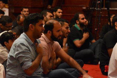 المصورة لفعالية ناعية الحسين 6 - محرم – 1441 هـ 6