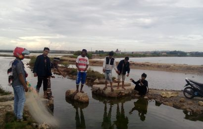 Bu'-Sobu' Nowas Juko', Ritual Panen Ikan di Kecamatan Pangarengan