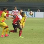 Lorengkan! Friendly Match Terakhir Madura United Kontra Klub Singapura