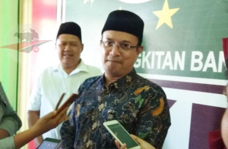 Kiai Unais Mendaftar Bacabup; Setelah 20 Tahun Membesarkan PKB