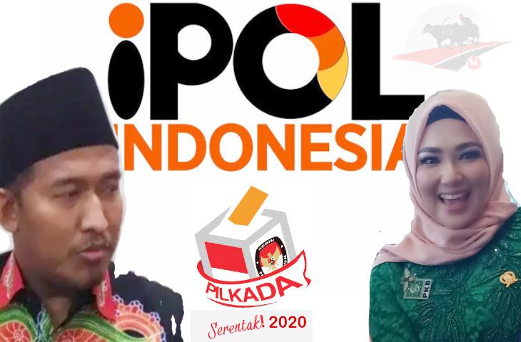 Riset iPOL Indonesia Untuk Pilkada Sumenep; Fauzi Teratas, Disusul Bunda Fitri