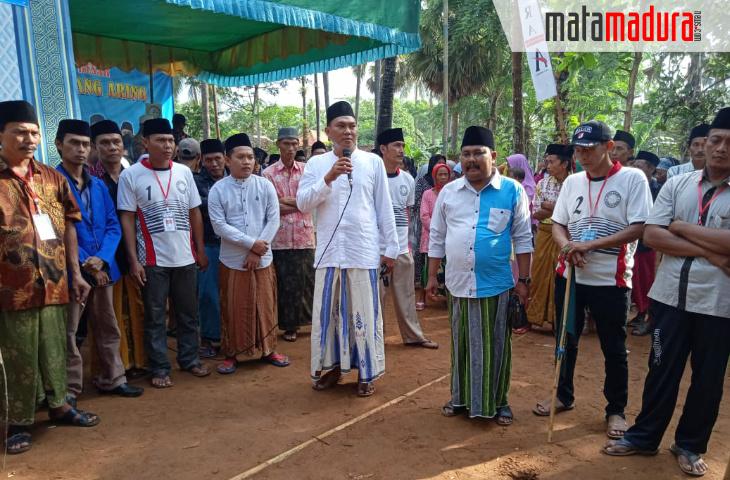 Ketua Fraksi PKB Sumenep Apresiasi Kreativitas Pemuda Lestarikan Olahraga Tradisional